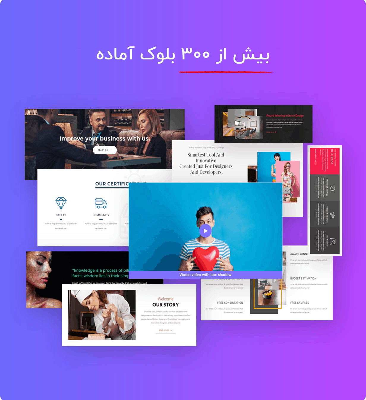 افزونه The Plus - Addon for Elementor